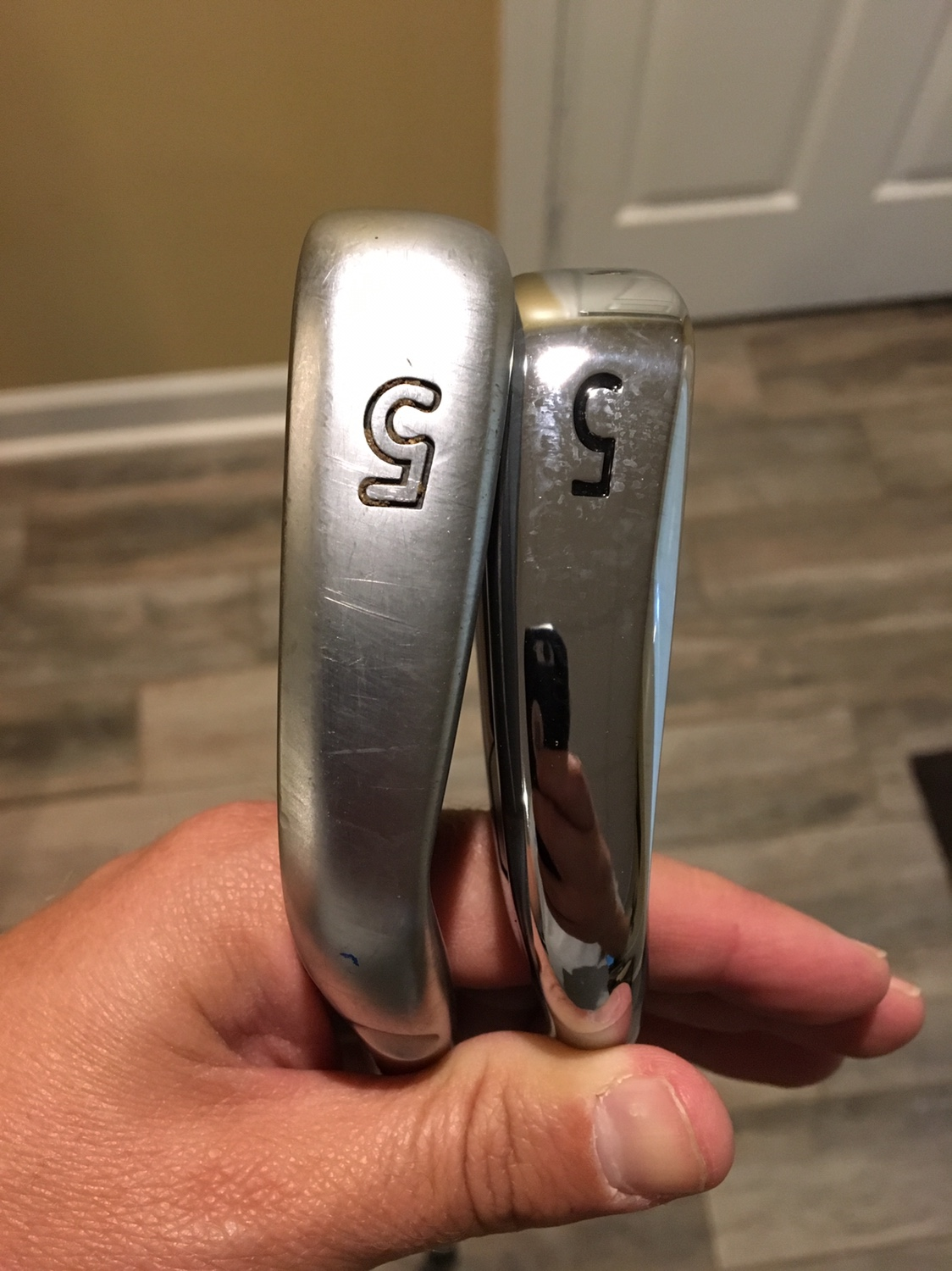 Titleist 718 AP1, AP2 and AP3 Irons - The Hackers Paradise