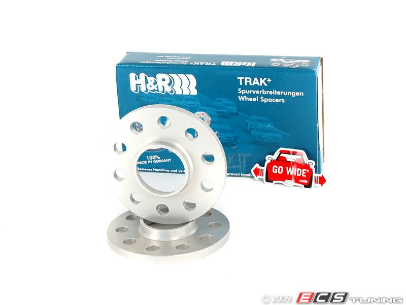 10mm Hubcentric Spacers H Amp R