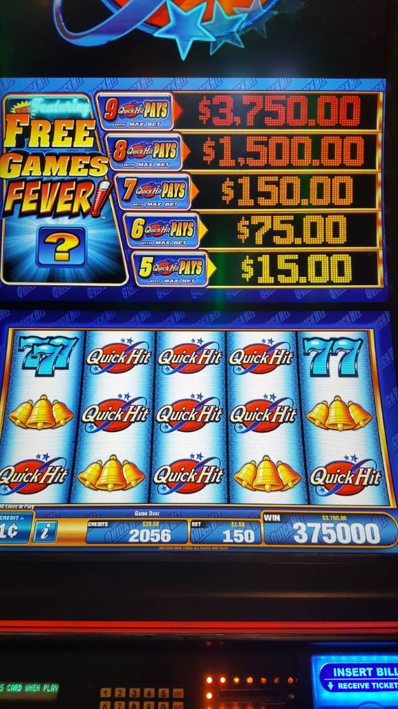 Quick Hits Las Vegas Slots