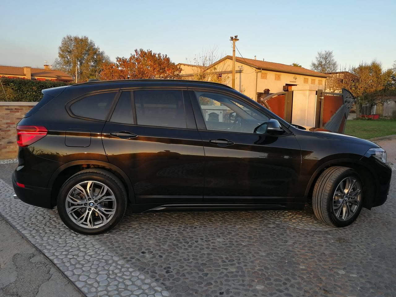 Bbriccardo - BMW X1 25D, appena uscita dalla concessionaria :)  688a6ac5b8150540aeeeaea42e80d429