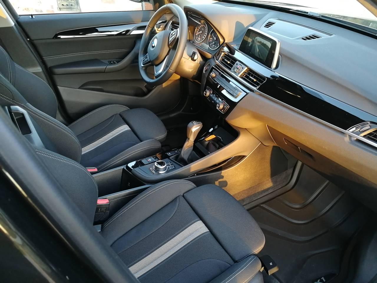 Bbriccardo - BMW X1 25D, appena uscita dalla concessionaria :)  802123cef0d2c27f917b0e3a7d965b08