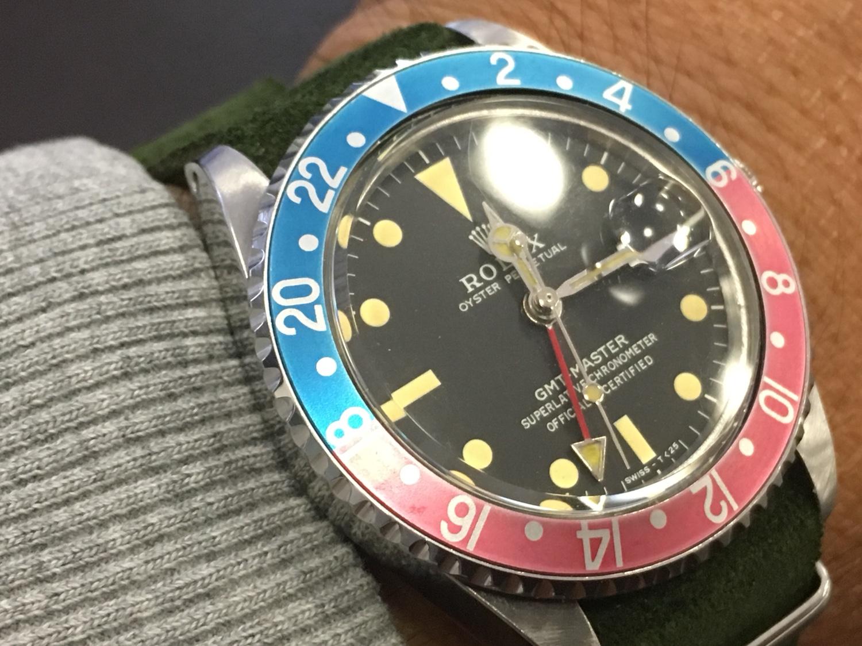 Τι Ρολόι φοράμε σήμερα - Wristshots - Ρολόγια Replica