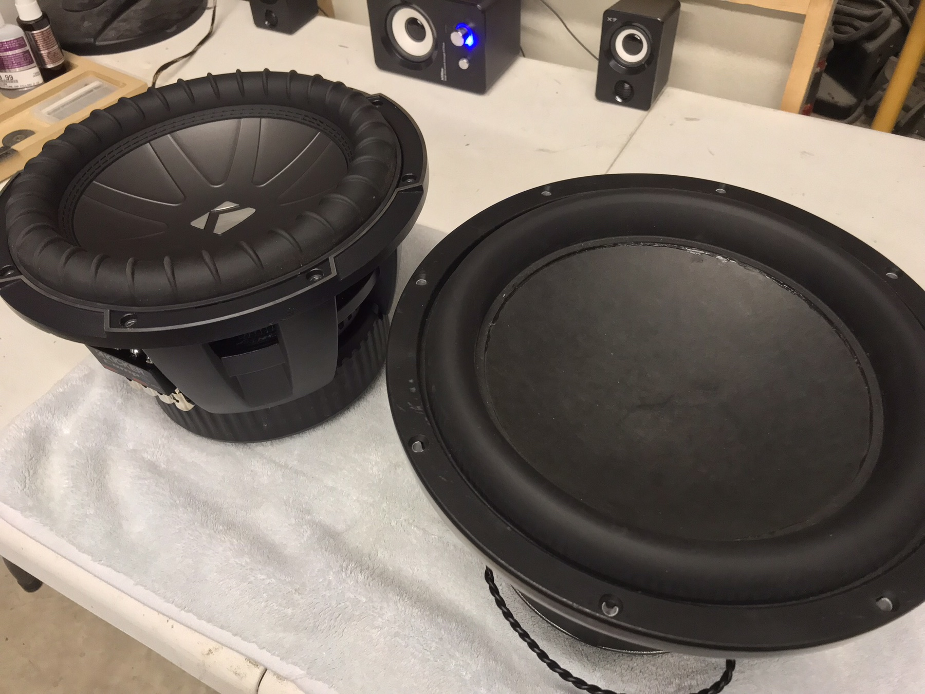 Stevens Audio Sa10d2 Prototype Car Parameters And Subwoofers Page 3 Diymobileaudio I Personally Think Eric Knocked It Out Of The Park With This Subwoofer