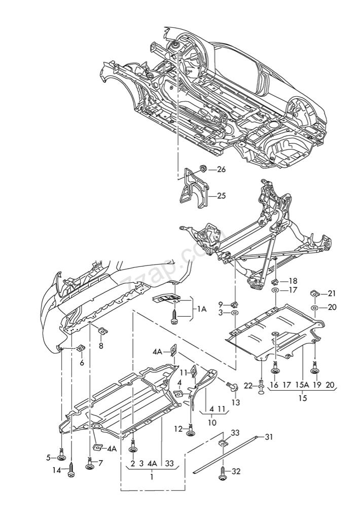 Undertray parts      Audi       A5    Forum      Audi    S5 Forum
