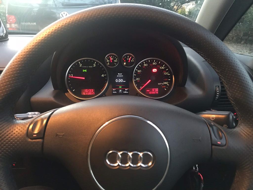 Multi Function Steering Wheel Poss Flat Bottom Audi A2 Owners Club