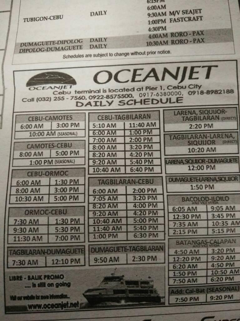 468bd5195cbece3fd29341bde2576ea1 - Oceanjet Boat Schedule 2017 October - Travel and Tours