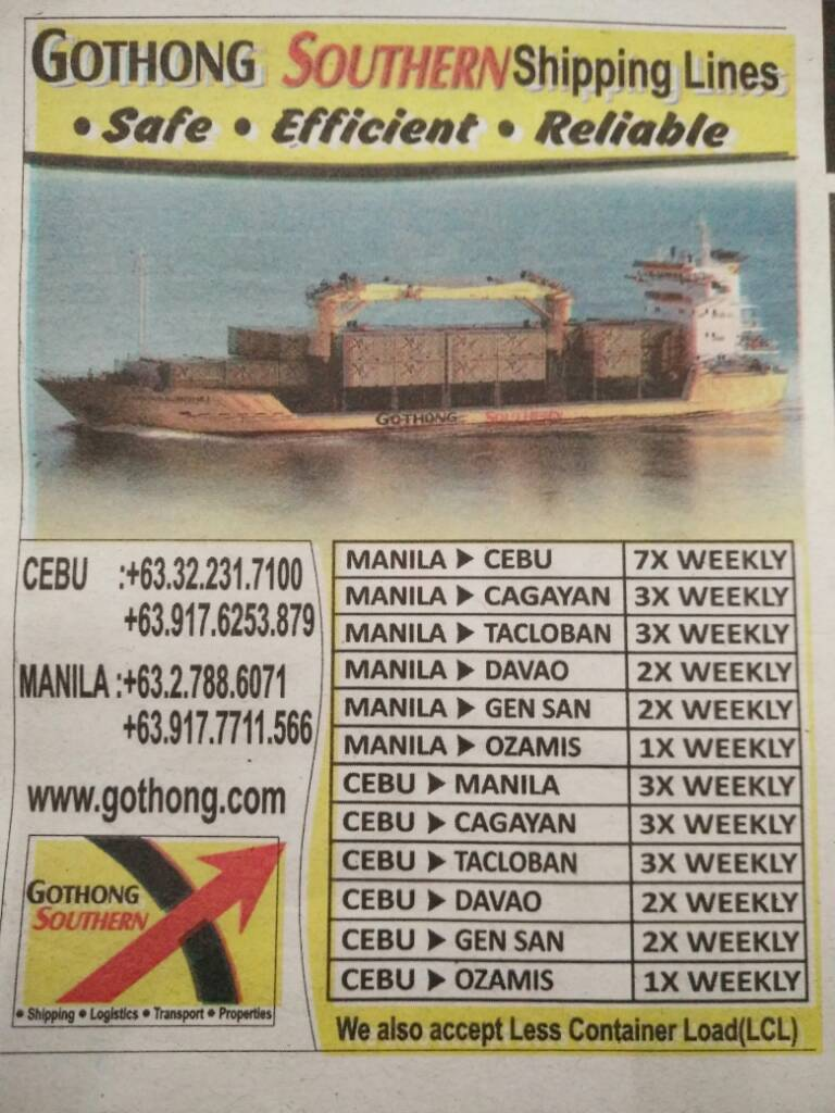 7f33cd1d79235479096d469db748d44c - Gothong Southern Shipping Schedule 2017 - Travel and Tours
