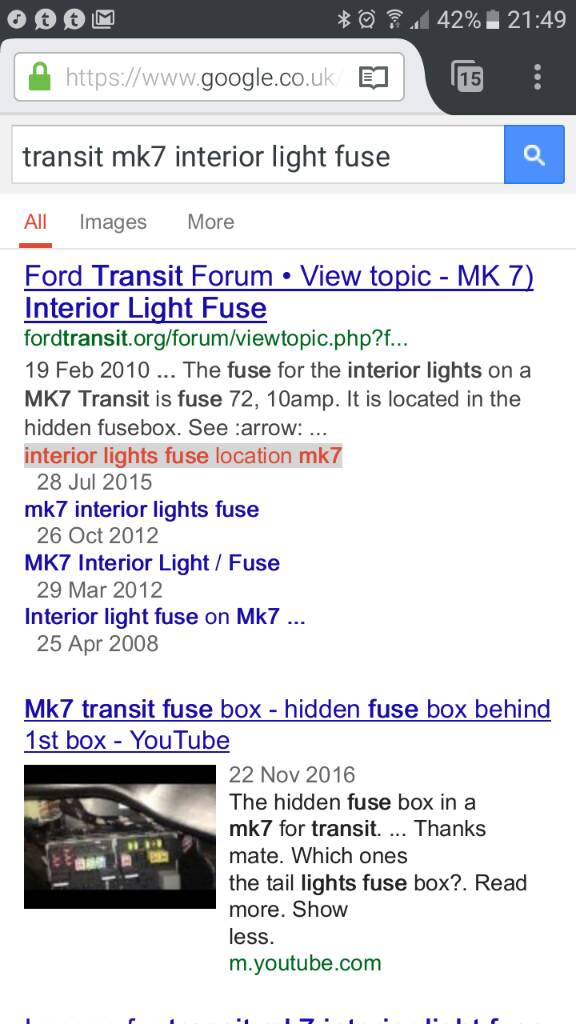 ac54f0d927c2025254b378b68594bb08 ford transit forum \u2022 view topic interior light fuse transit mk7 hidden fuse box at gsmportal.co