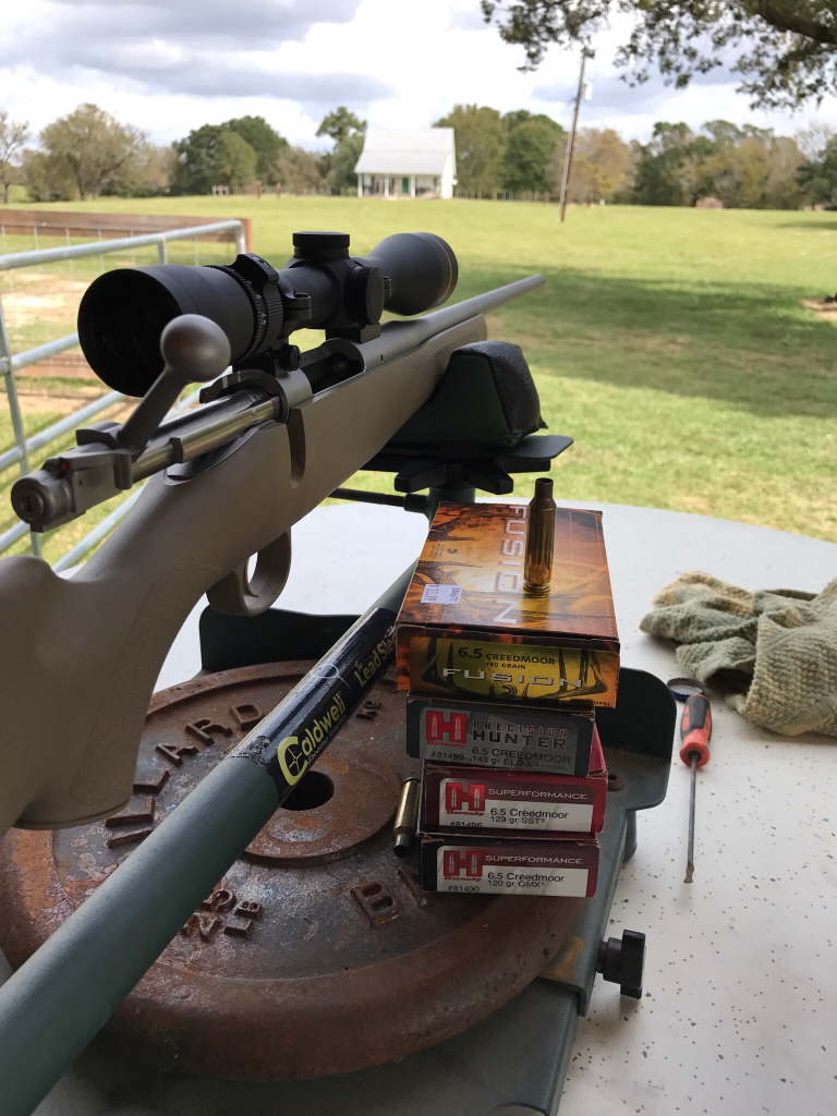 Frustrated with my Kimber 84m Hunter - TexasBowhunter com Community