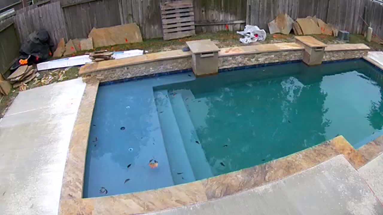 Small Pool Build Cypress Tx Page 2