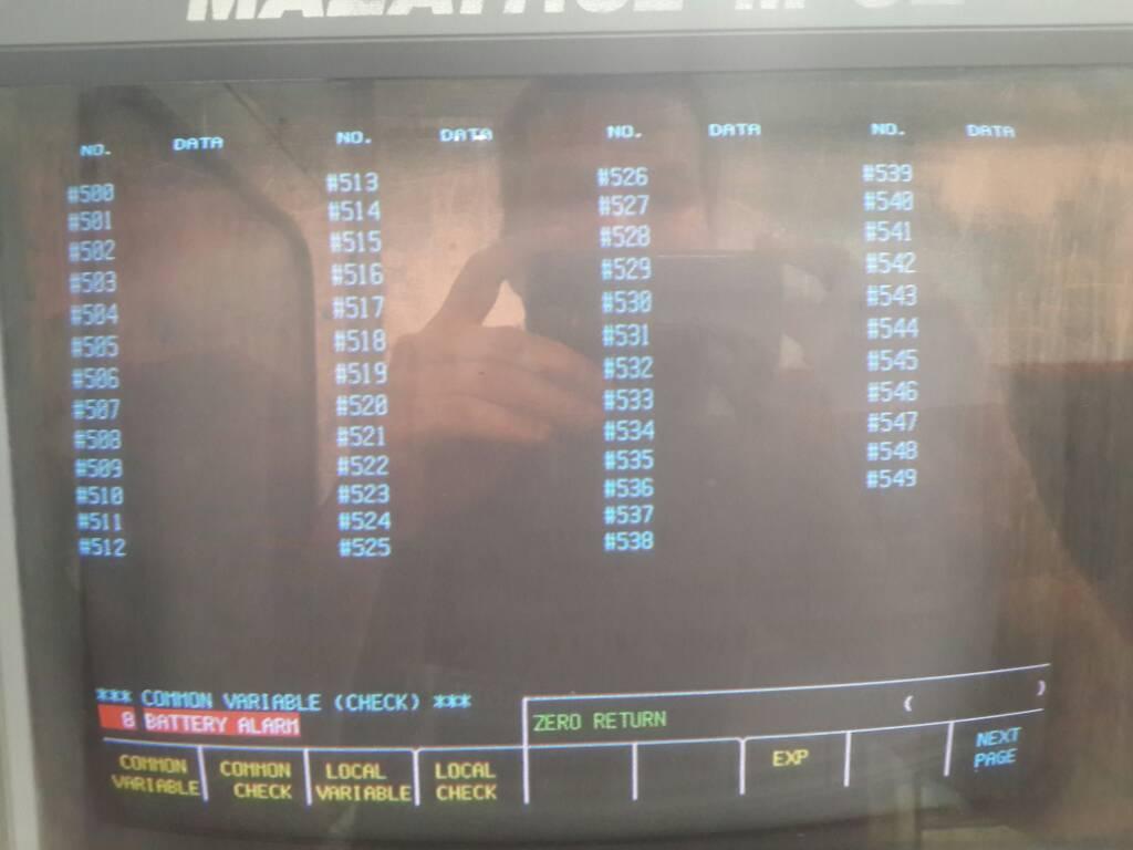 Mazak, Mitsubishi, Mazatrol > Mazak M32 Macro programs and