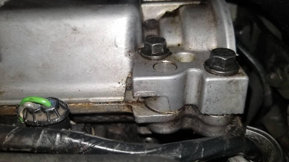 Oil Gasket Leak >> Oil Leak Head Gasket