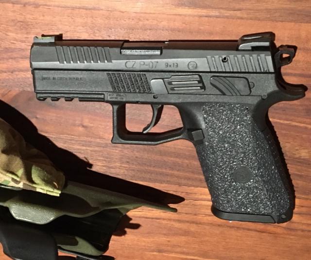 New CZ P-07 = Mind Blown [Archive] - pistol-forum com