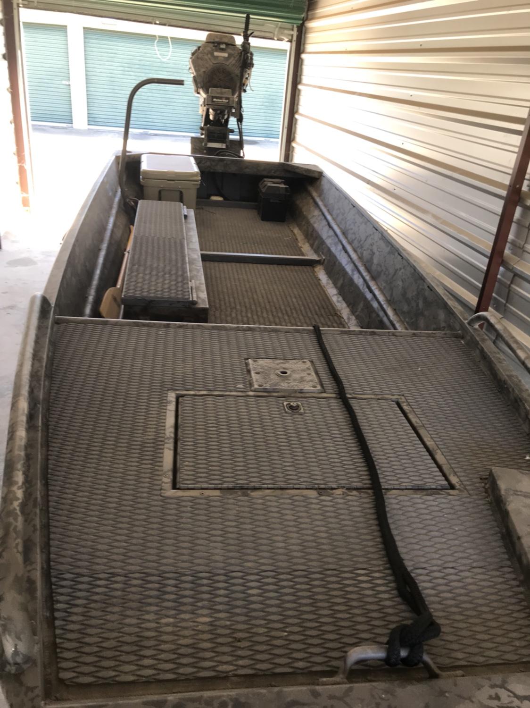 Mudmotortalk Com View Topic 1846 Gator Tail Boat 35hp