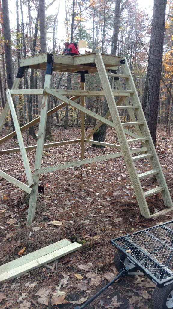 Silveradosierra Com Gobblerk5 S Elevated Deer Hunting