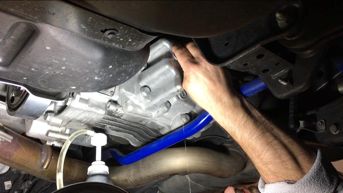 VWVortex com - MK7 Haldex Fluid Change DIY