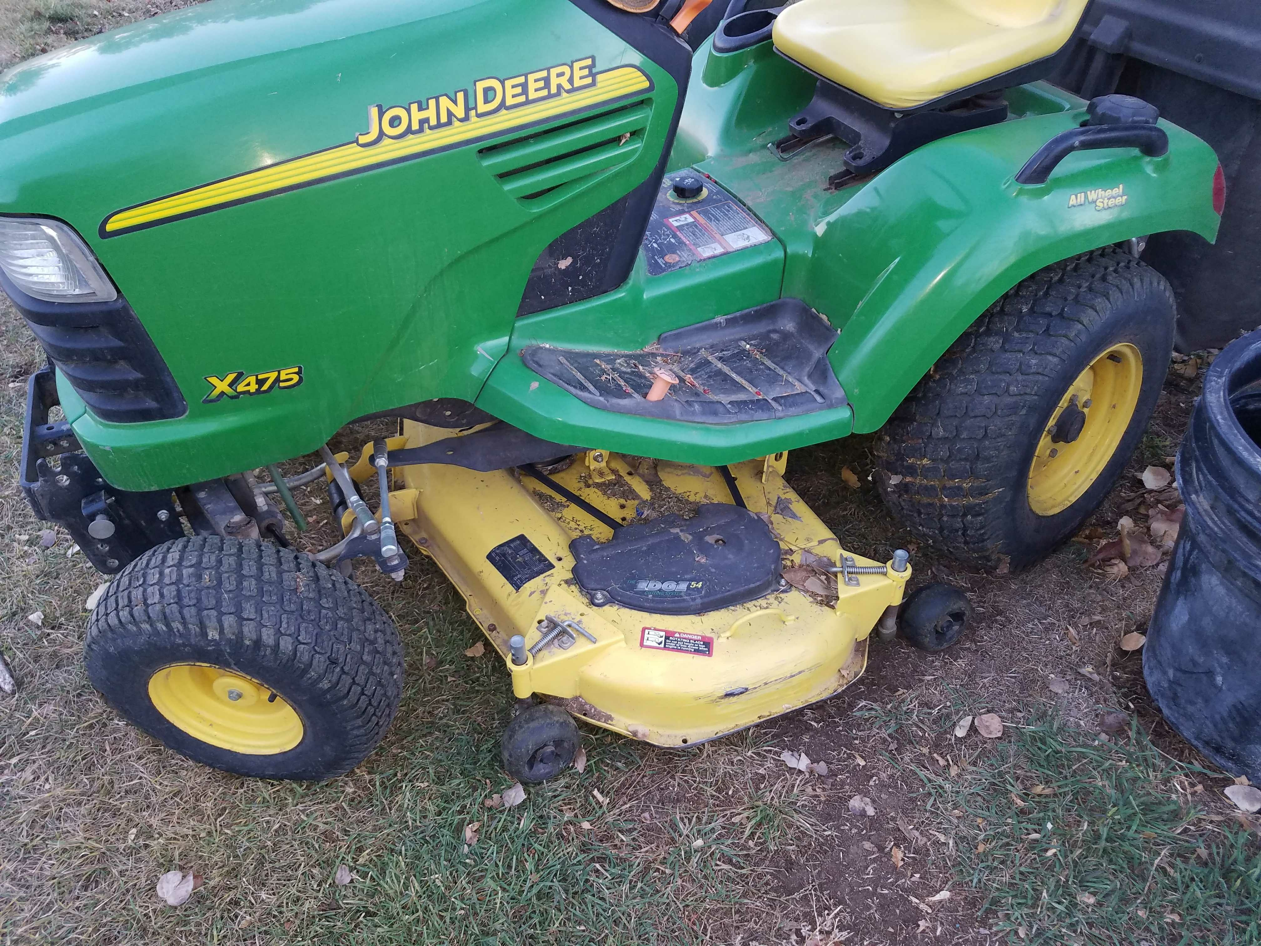 Jd 455 Aws Tire Recommendation - Mytractorforum Com