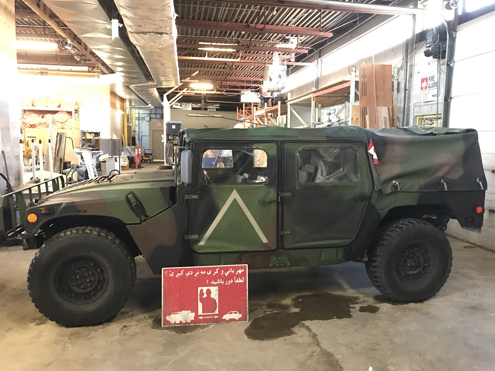 What have you done to your HMMWV today/lately [Archive] - Page 10 - Steel  Soldiers::Military Vehicles Supersite