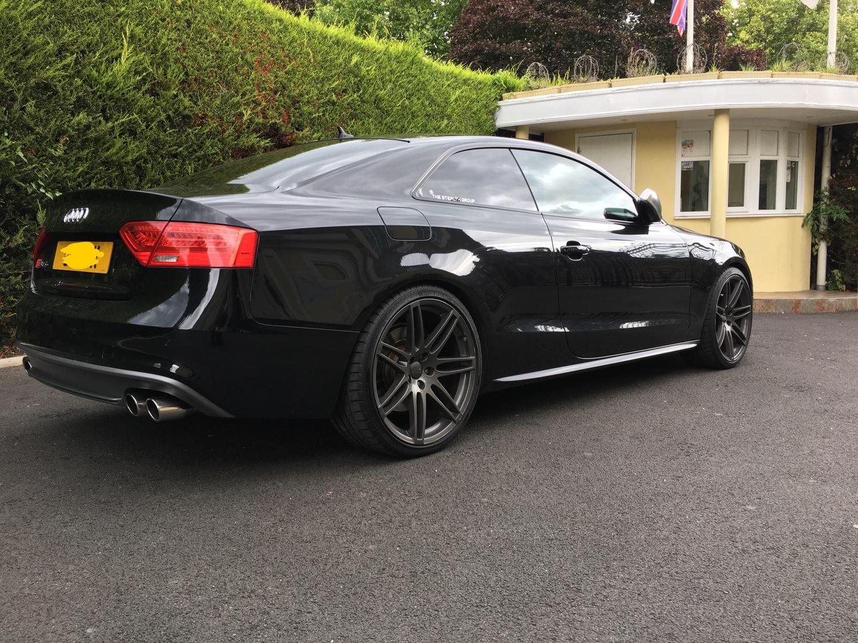 B8 5 S5 Black Edition - MRC Stage 2+ - 488PS - RS246 com