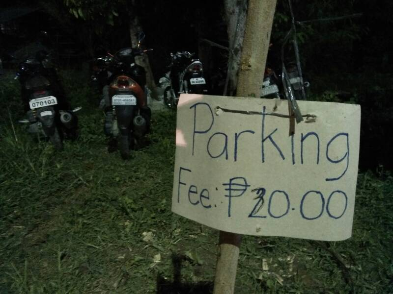 a4030e43e7d3474a5de6d2277bb15924 - Parking Fee Outside Dampas, Tagbilaran Cemetery - Philippine Photo Gallery