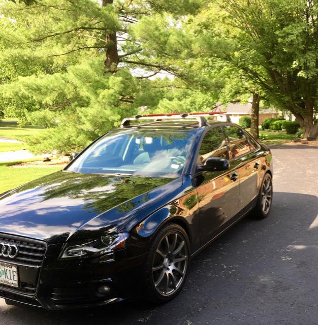 2010 Audi A4 Performance Upgrades: For Sale: 2010 Audi A4 6MT