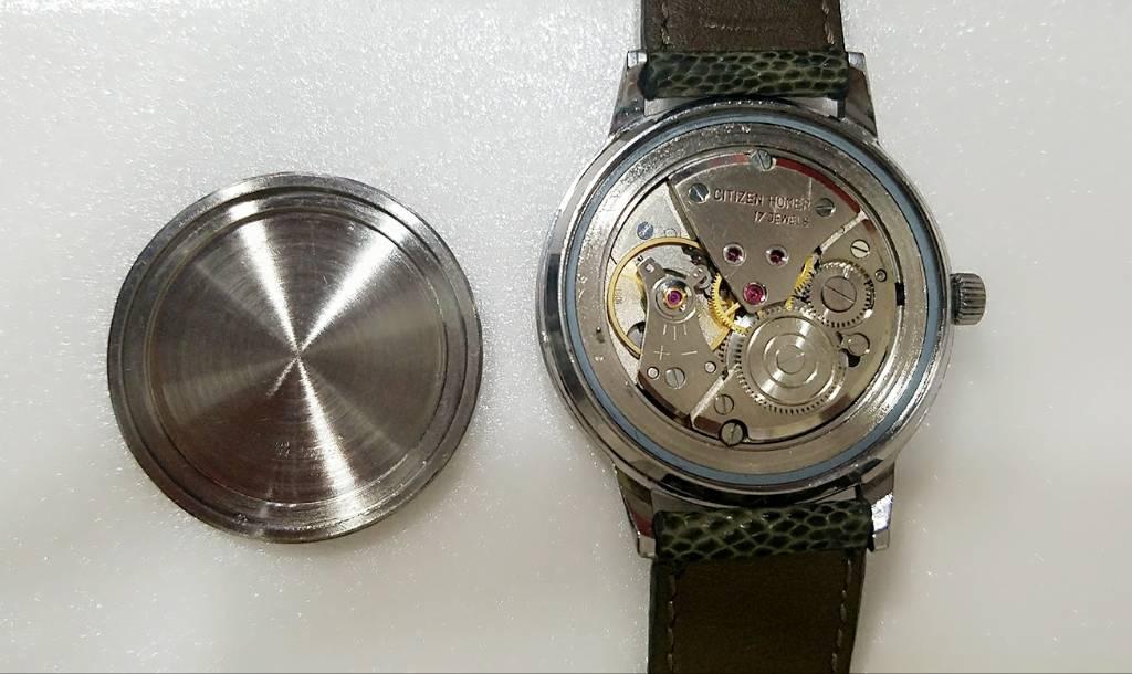 Đồng hồ CITIZEN HORMER DATE