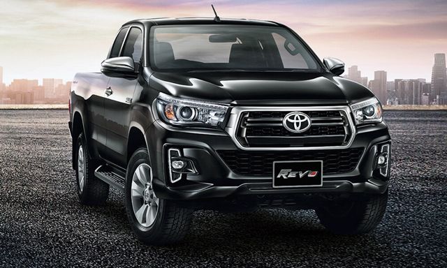 2016 Toyota Hilux - Page 29