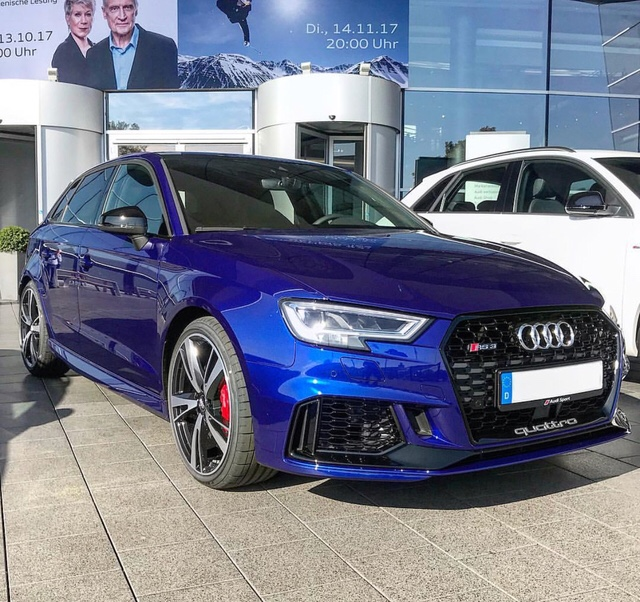 2018 Audi Rs 3 Interior: Post Pics Of Your Facelift RS3 8V In Here
