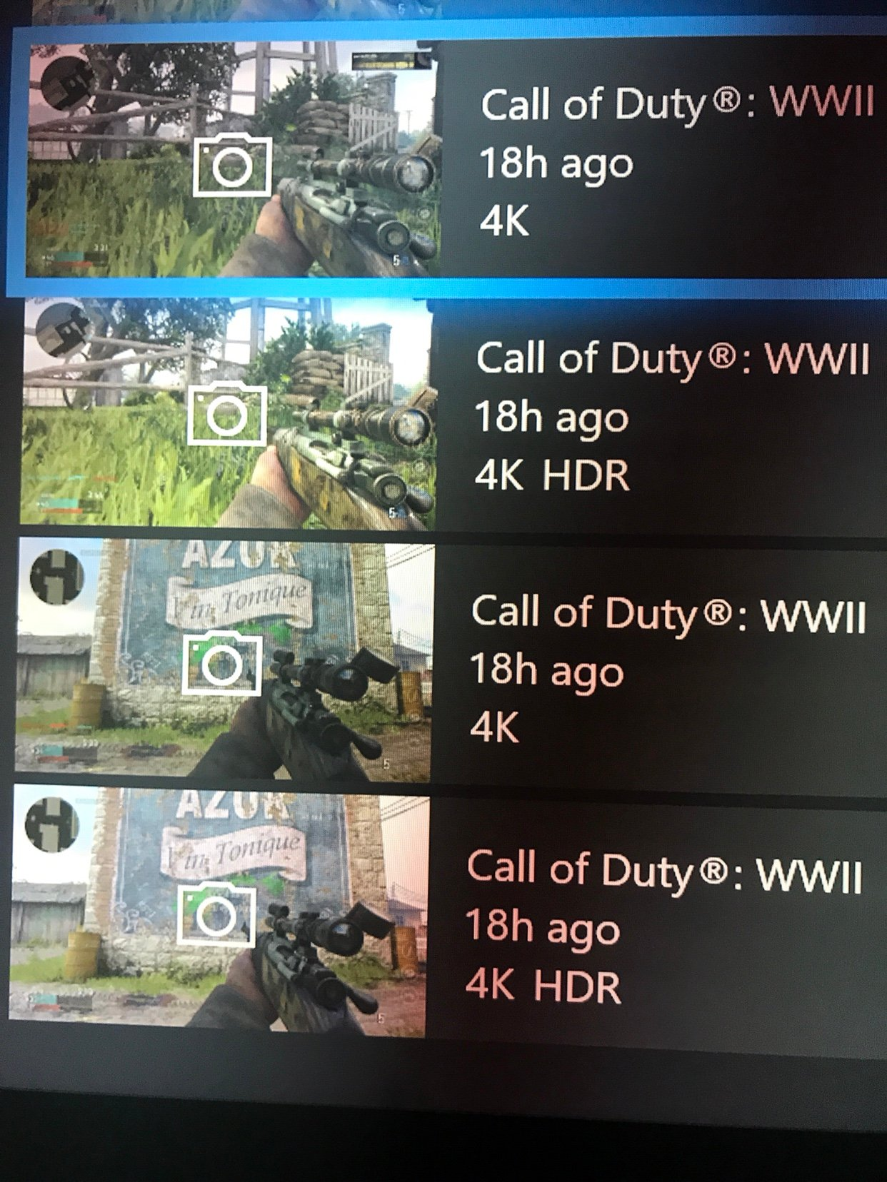 Poll What Settings Are You Using On Your Xbox One X Avs Forum 360 Automatically Resets With Hdmi Switches Page 10 It Doesnt Give Me The Hdr Stamp Pic Unless I Have 422 Enabled But Ya Other Pics Were Snaps From Itself And In My Case Is