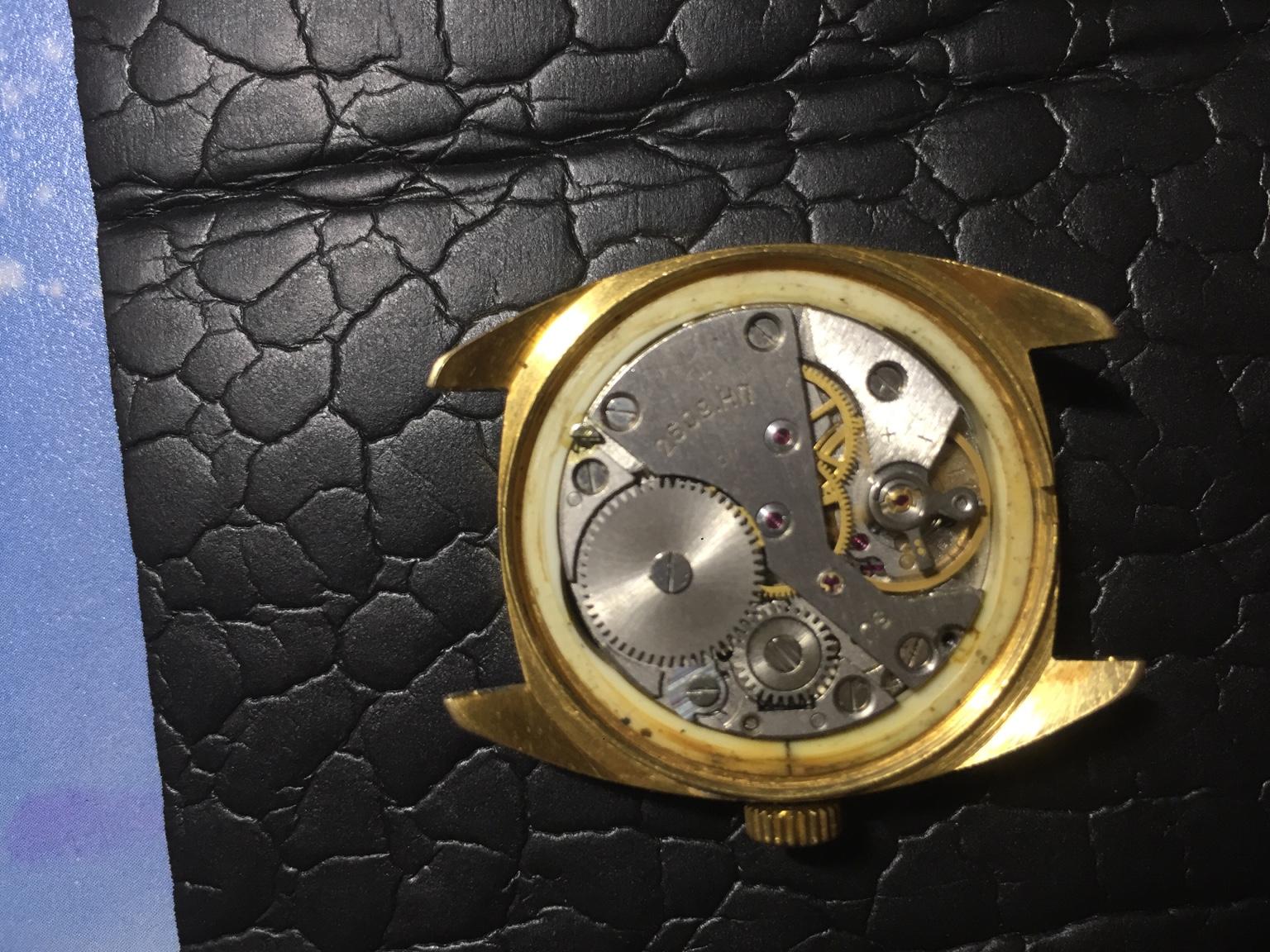 Đồng hồ poljot cổ điển