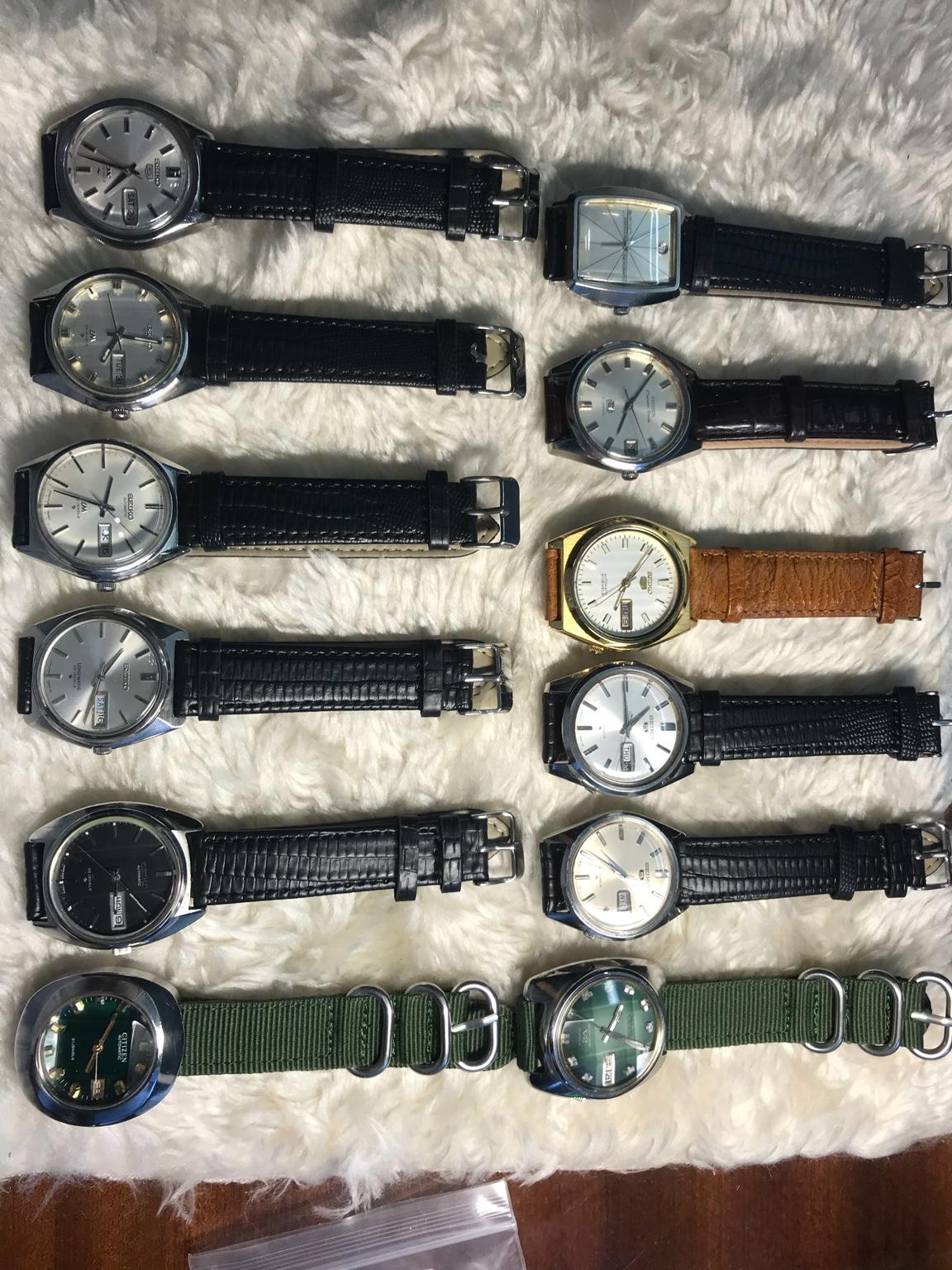 Đồng hồ seiko nhật nội địa