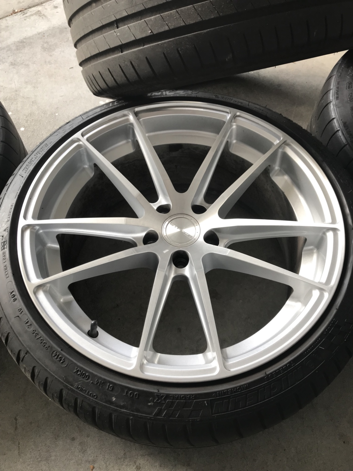 Jetta Gli For Sale >> For Sale: Stance SC1 19x9.5 ET35 Wheels with tires