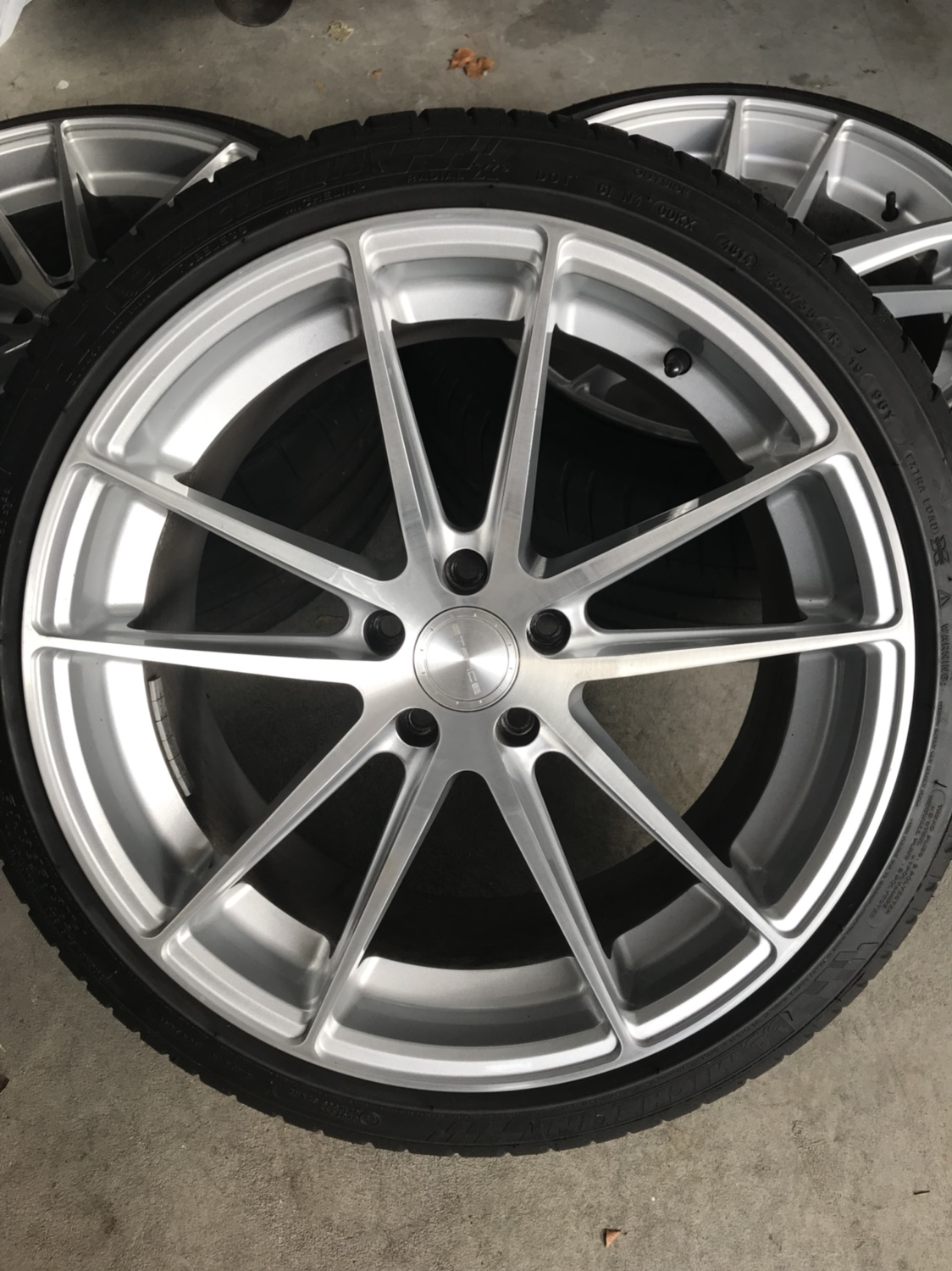 2017 Vw Gli >> For Sale: Stance SC1 19x9.5 ET35 Wheels with tires