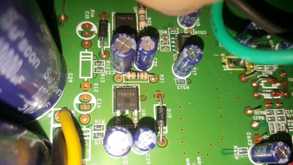 Repair Broken Logitech Z5500 Sub