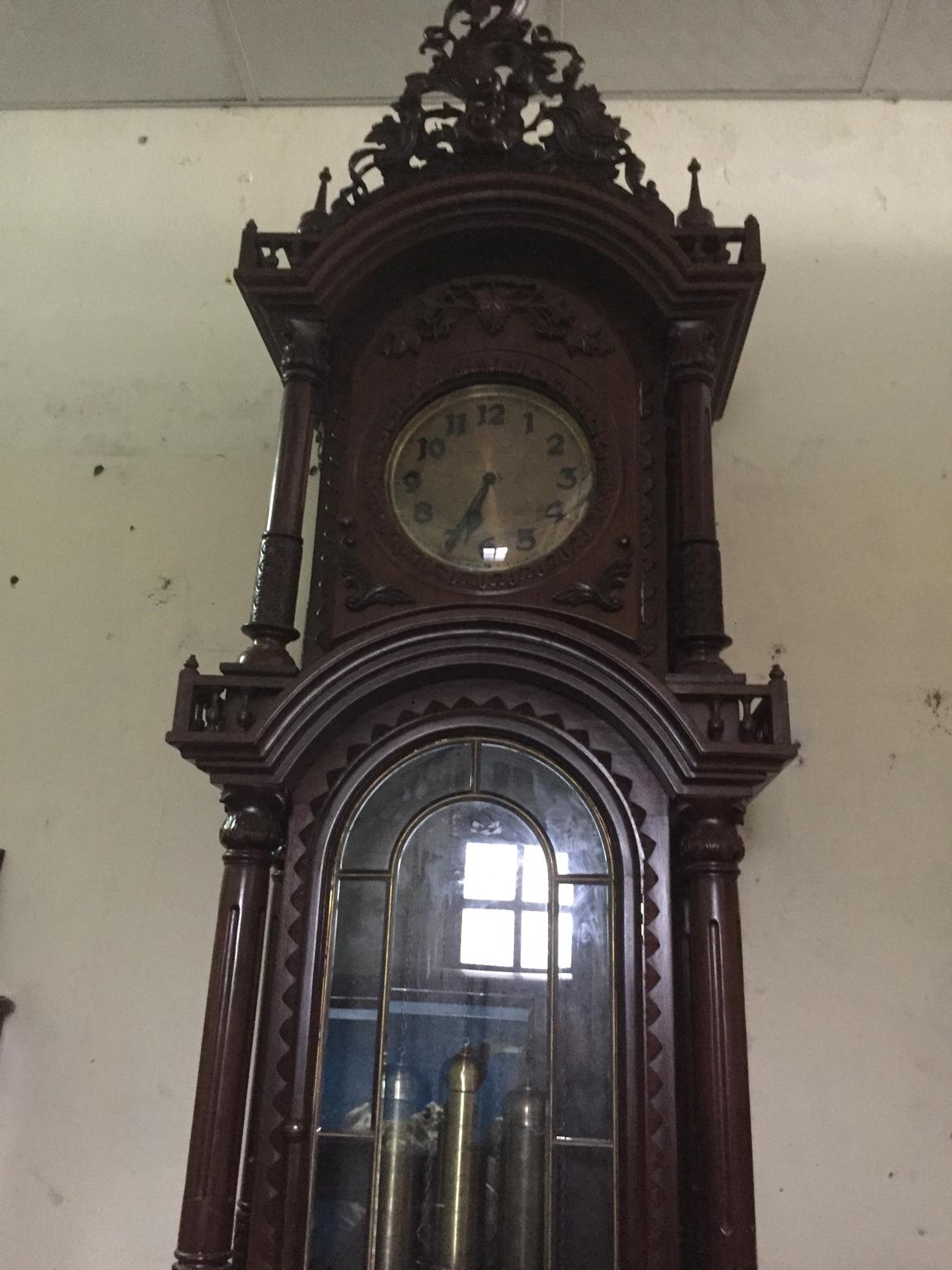 Đồng hồ tủ đức cổ