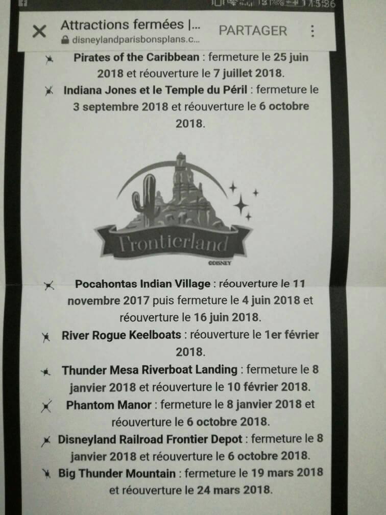 Calendario chiusura attrazioni a Disneyland Paris Edfd8f133276d20e4e9a1d546a29f84f