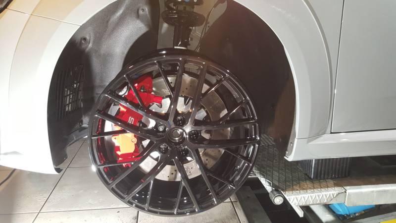 L Audi Rs3 Sedan Nogaroblau Di Enrico Pagina 3