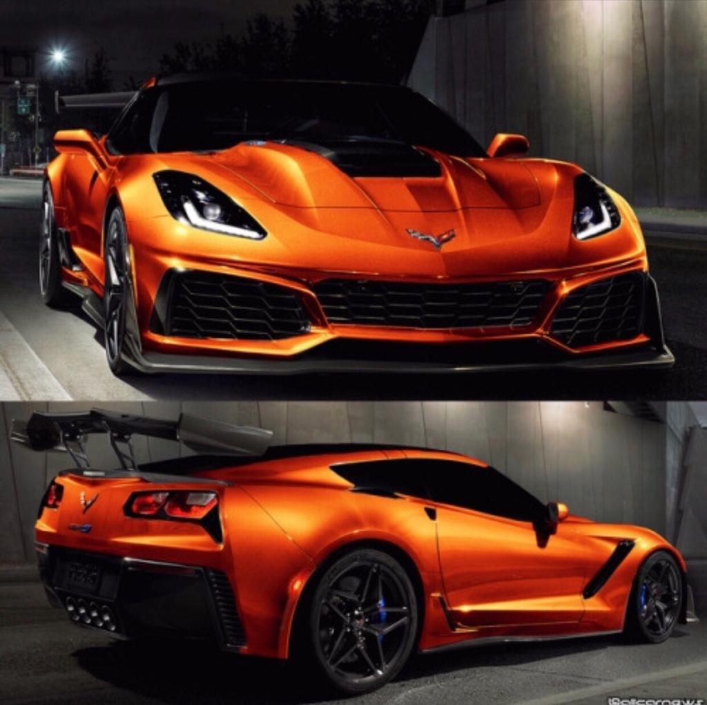 Thoughts On Preordering 2019 Corvette ZR1