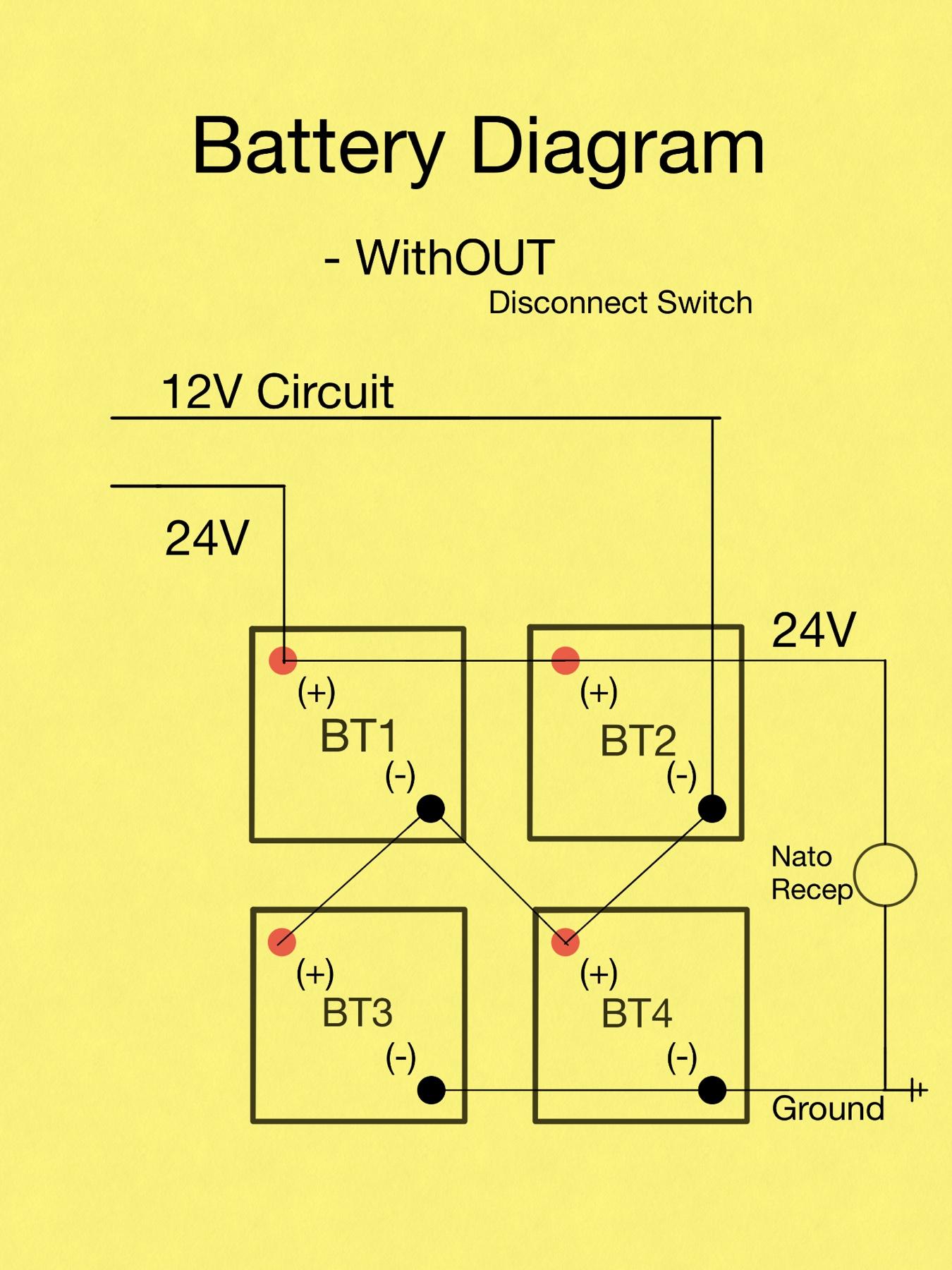 Fmtv Battery Hook Up Diagram