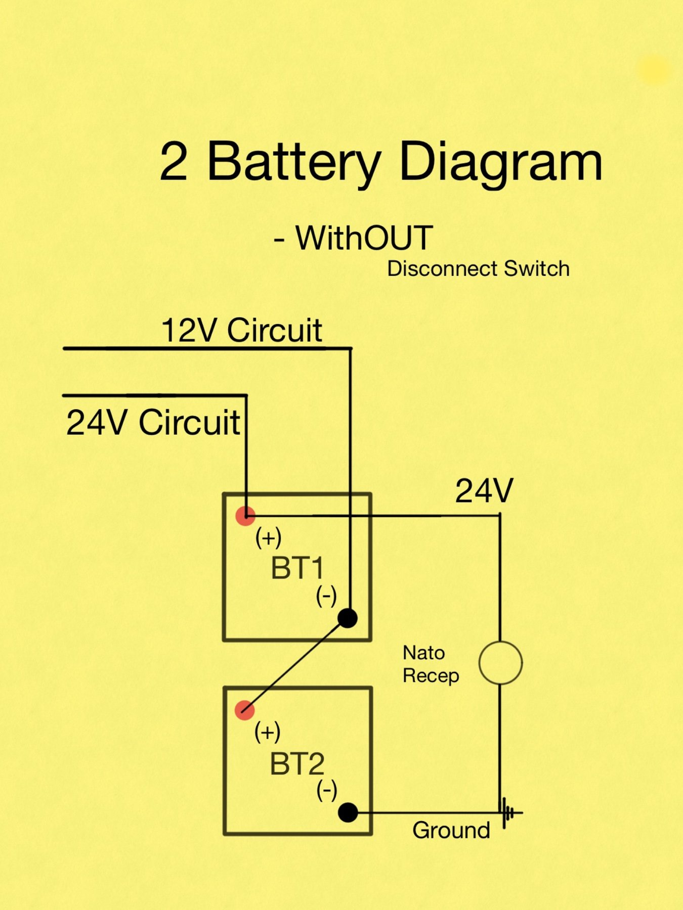 Fmtv Battery Hook Up Diagram
