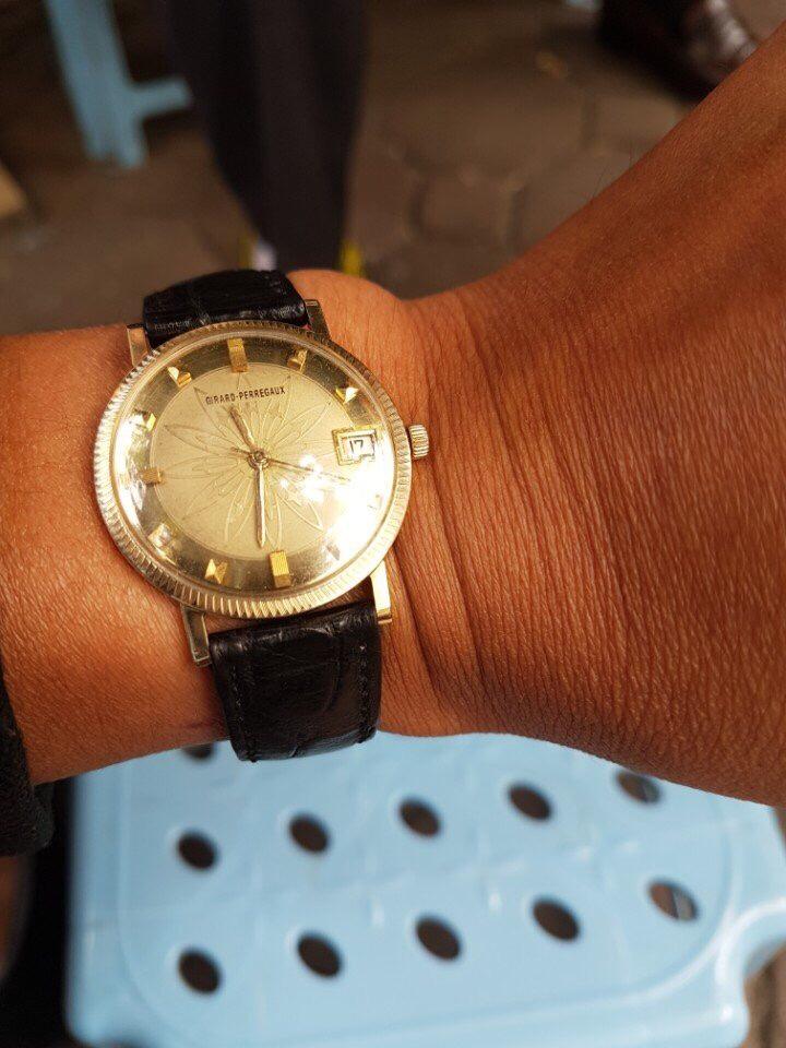 Đồng hồ GRAND- Pregaux