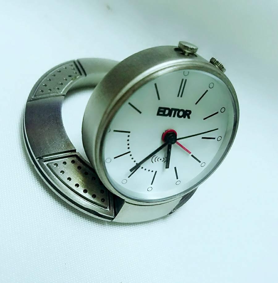 Đồng hồ Để bàn EDITOR Báo thức