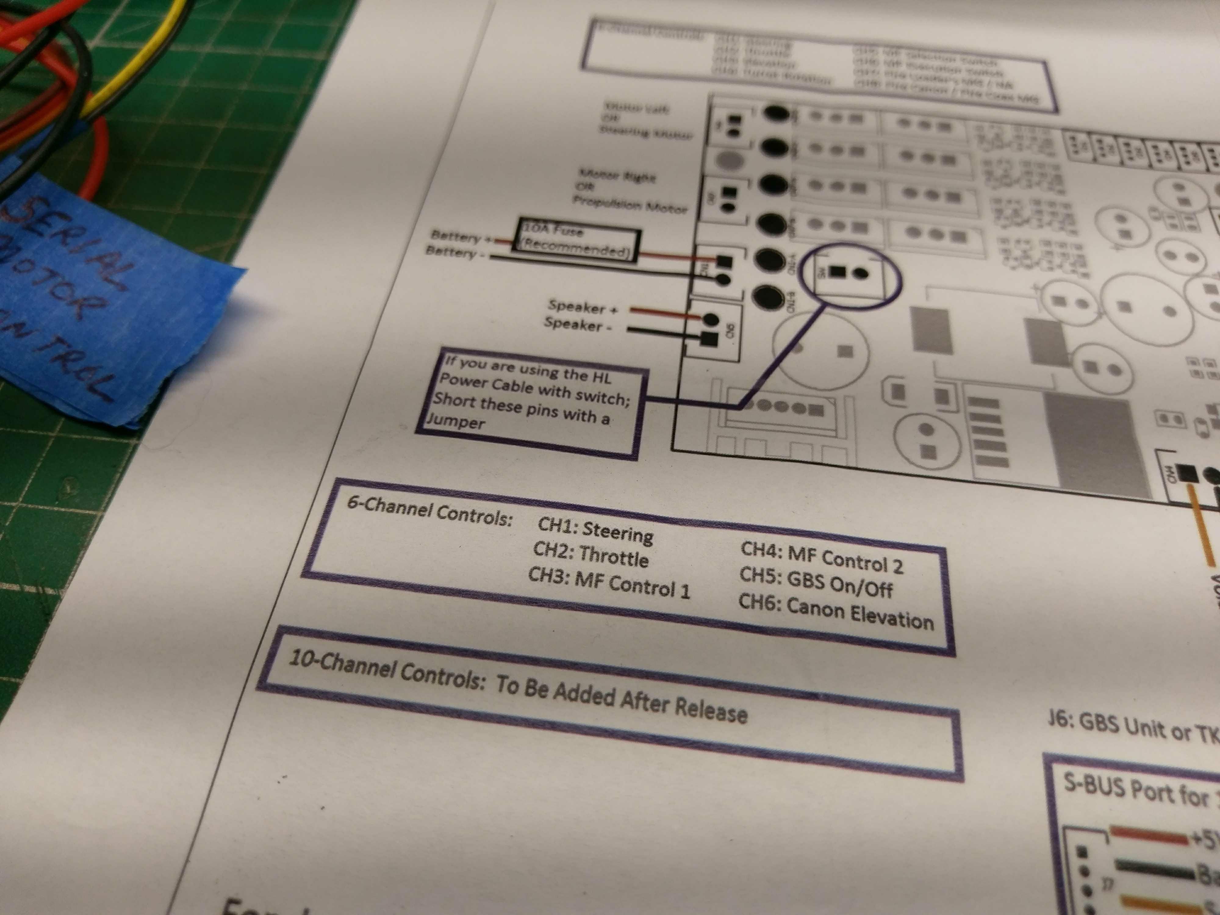 Clark Tk60 Will Not Work Rc Tank Warfare Tk Wiring Diagram Carl Image
