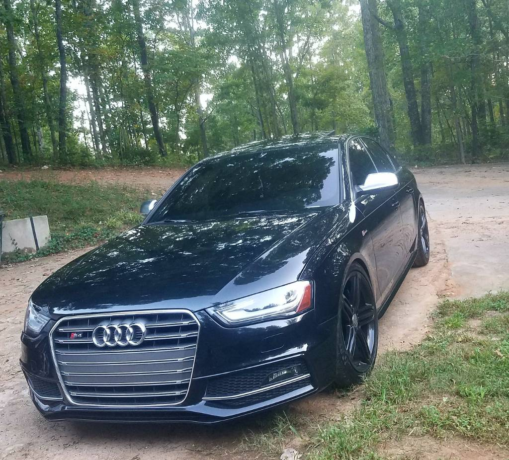 For Sale: 2013 Audi S4 6 Speed Manual