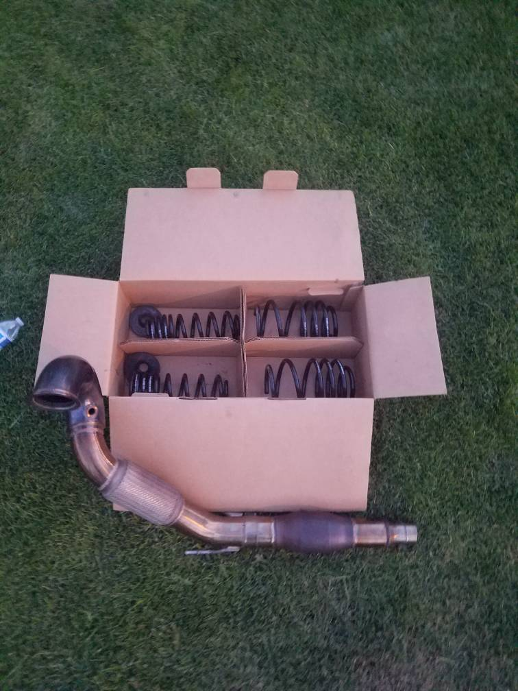 Will a CTS turbo downpipe cause a CEL?