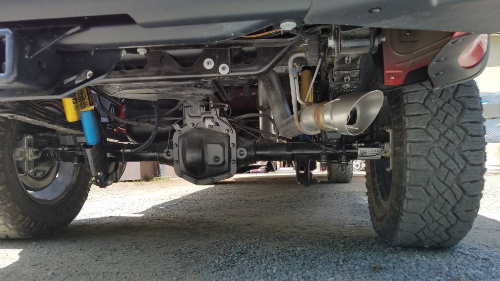 2018 Chevy Colorado Zr2 Exhaust