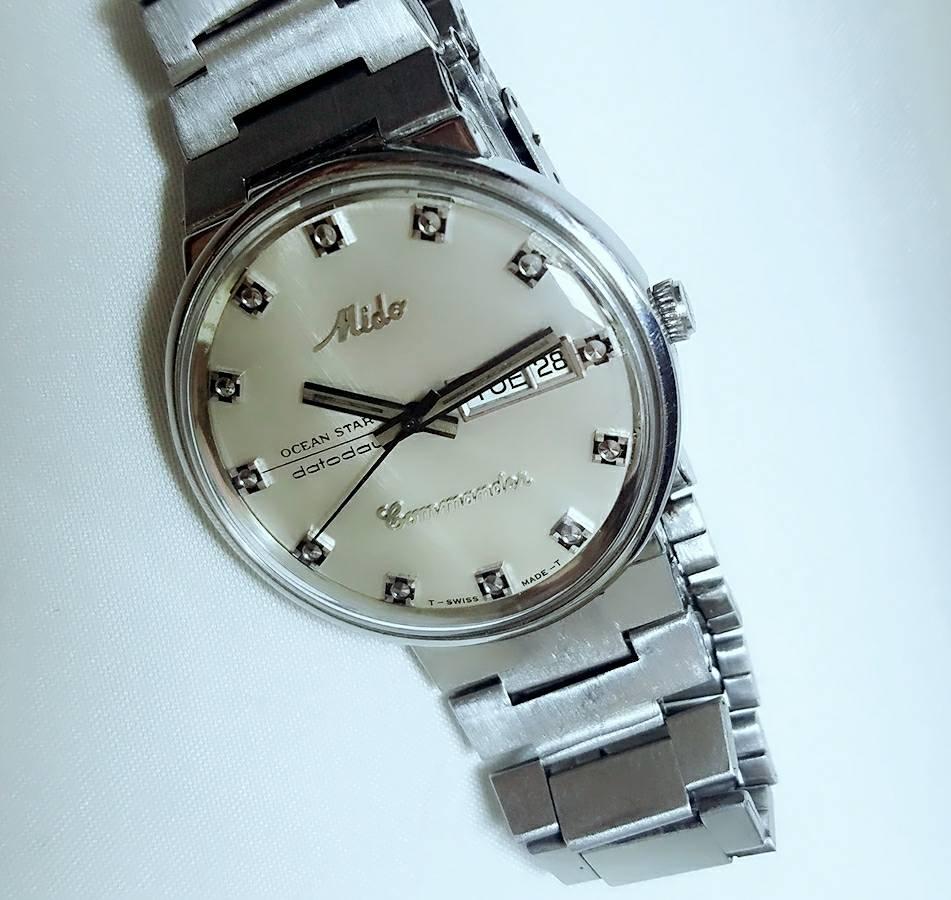 Đồng hồ xưa Thụy Sỹ Mido