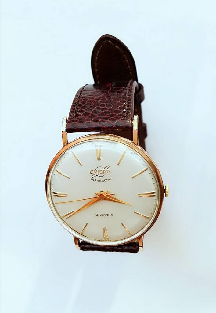 Đồng hồ lên dây Thụy Sỹ ENICAR