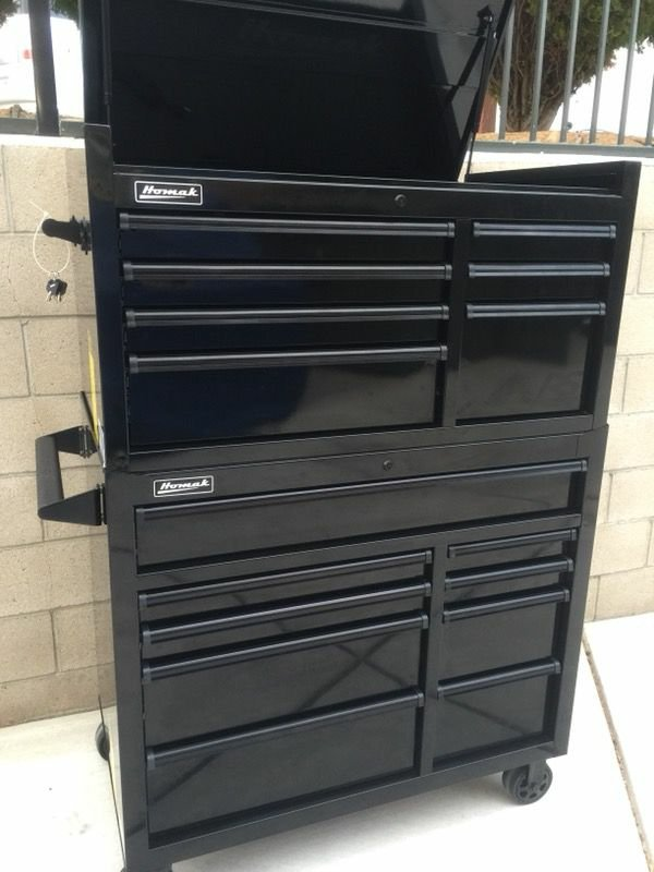 "homak rs-pro 72"" tool box - the garage journal board"