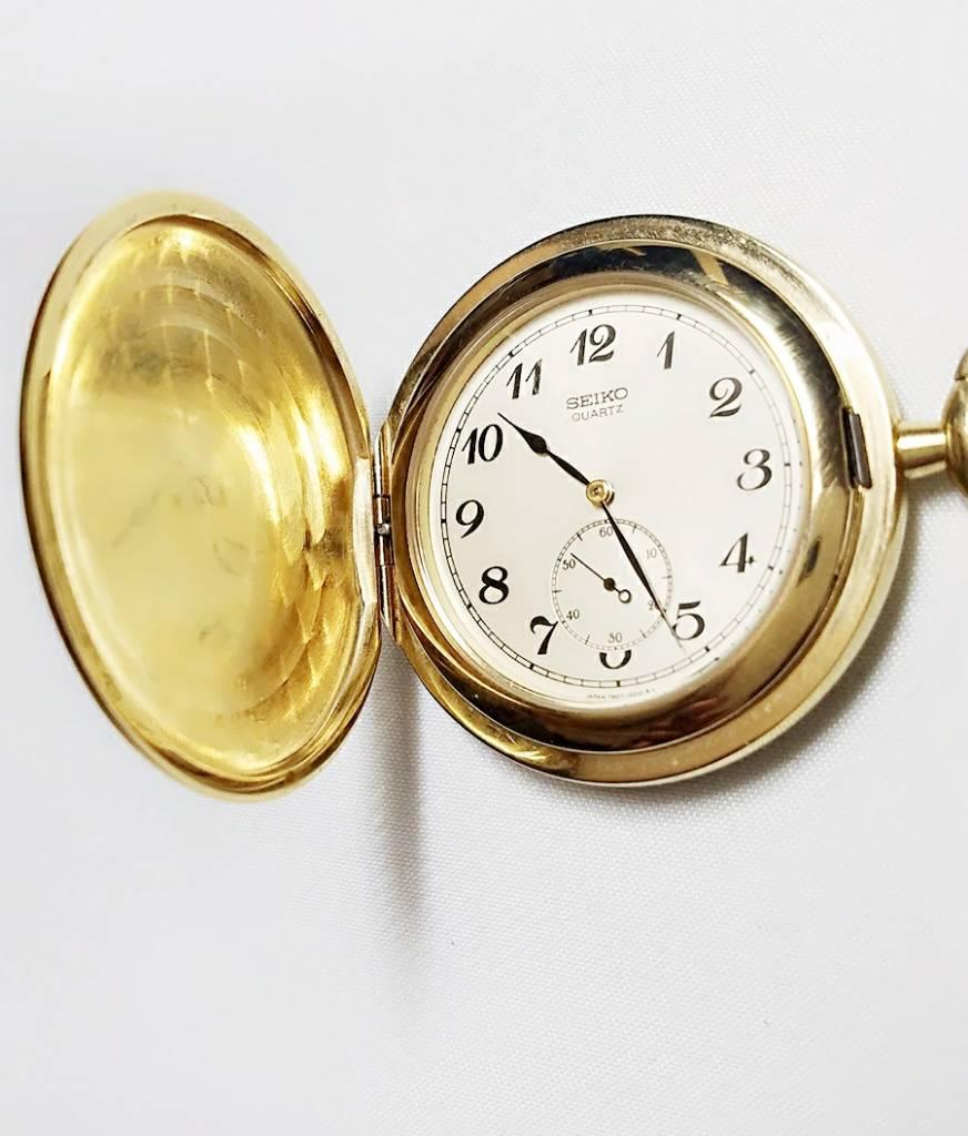 Đồng hồ Quả Quýt Quartz SEIKO
